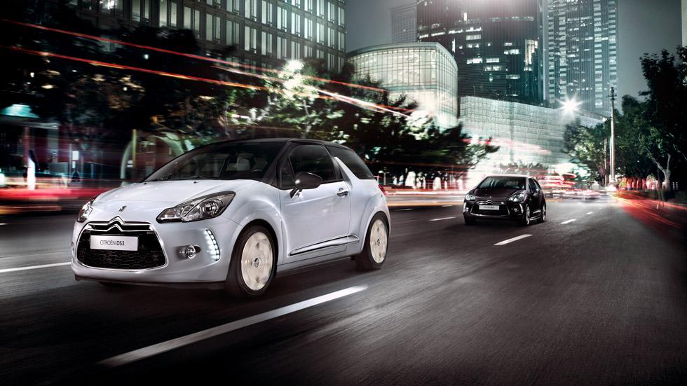 Citroën DS3 Urban Shot: más equipamiento