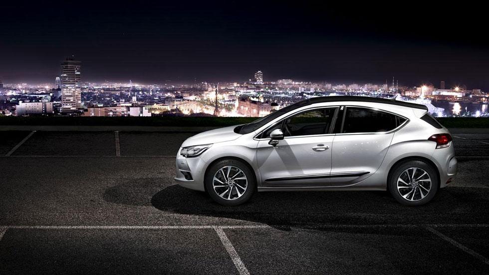 Citroën DS4 Electro Shot, más distinción y calidad