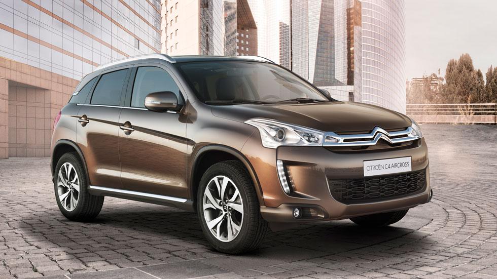 Citroën lanza la pegatina repara-arañazos