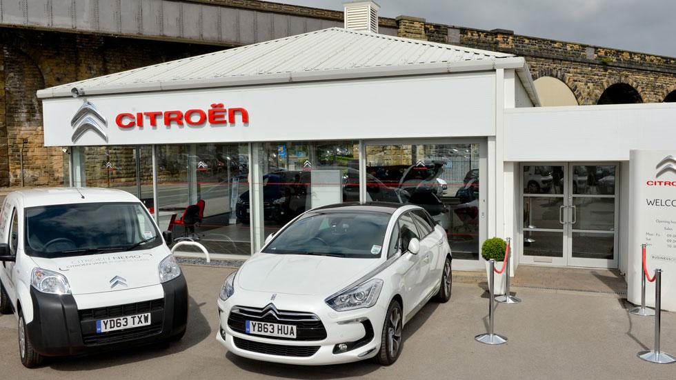 Citroën reduce su ERE en en Vigo