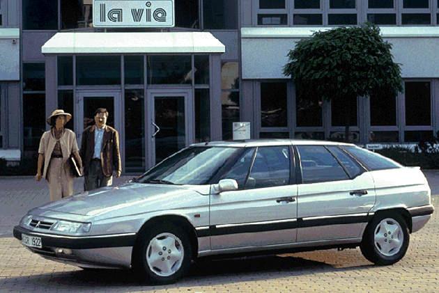 Citroën XM (1990)