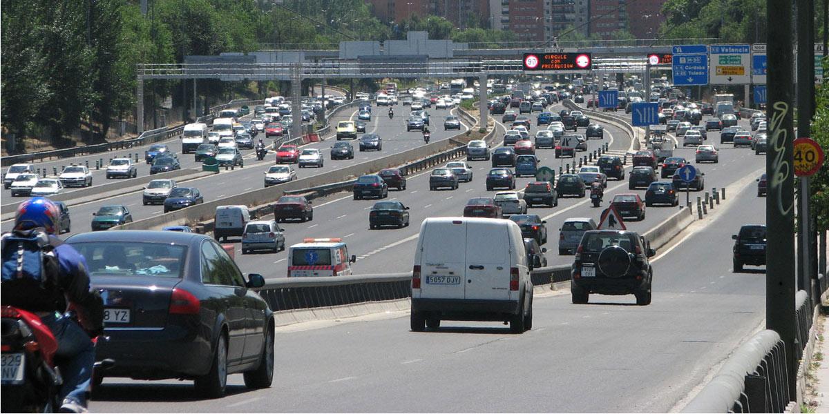 Estas son las ciudades con más atascos en España