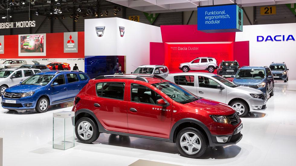 ¿Por qué triunfan los Dacia?