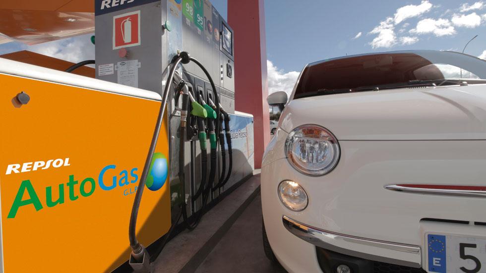 Muévete con AutoGas, ahorra un 40% en combustible