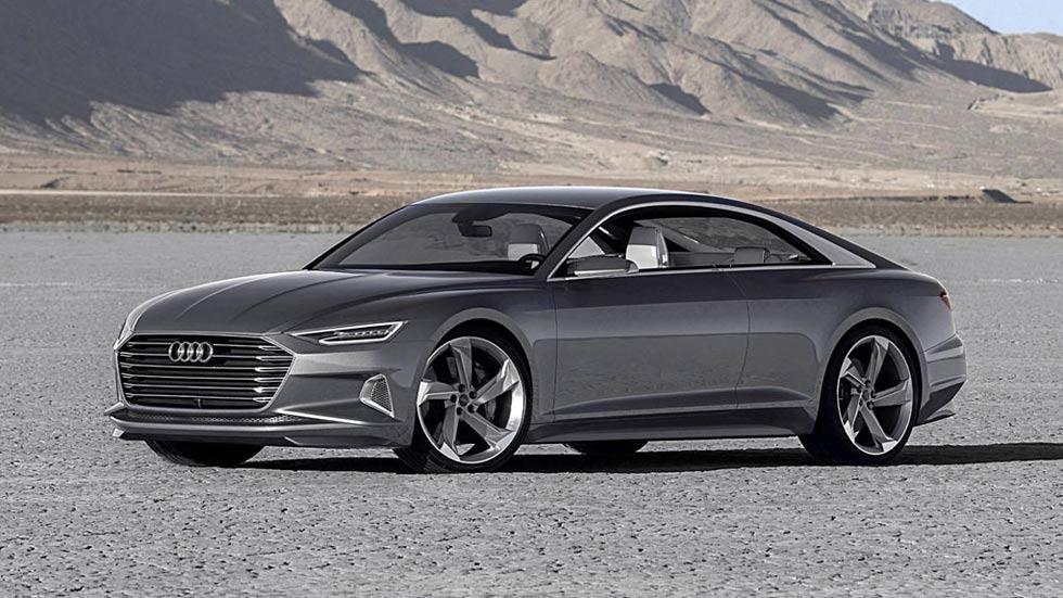El coche autónomo de Audi aprenderá de las propias condiciones de conducción