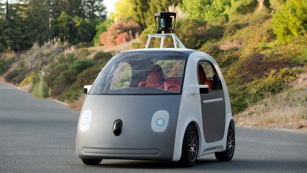 Las cosas que no puede hacer el coche autónomo de Google