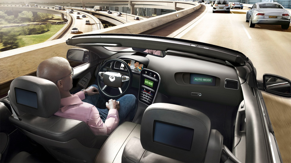 Nace el coche de bajo coste que conduce solo