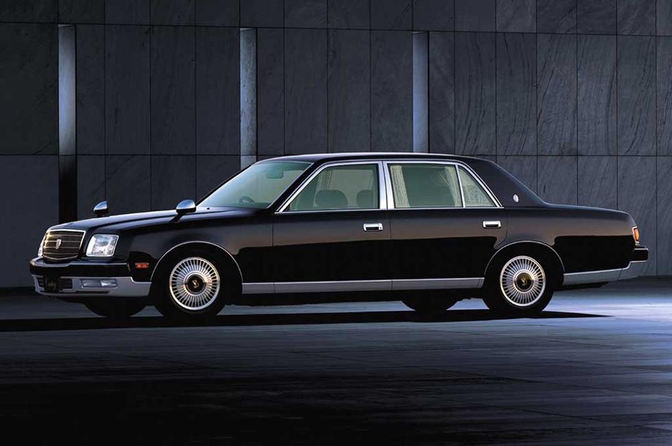 Coches curiosos: Toyota Century, el coche del Emperador
