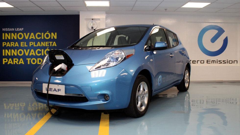 Los coches eléctricos pueden ser más seguros que los de gasolina