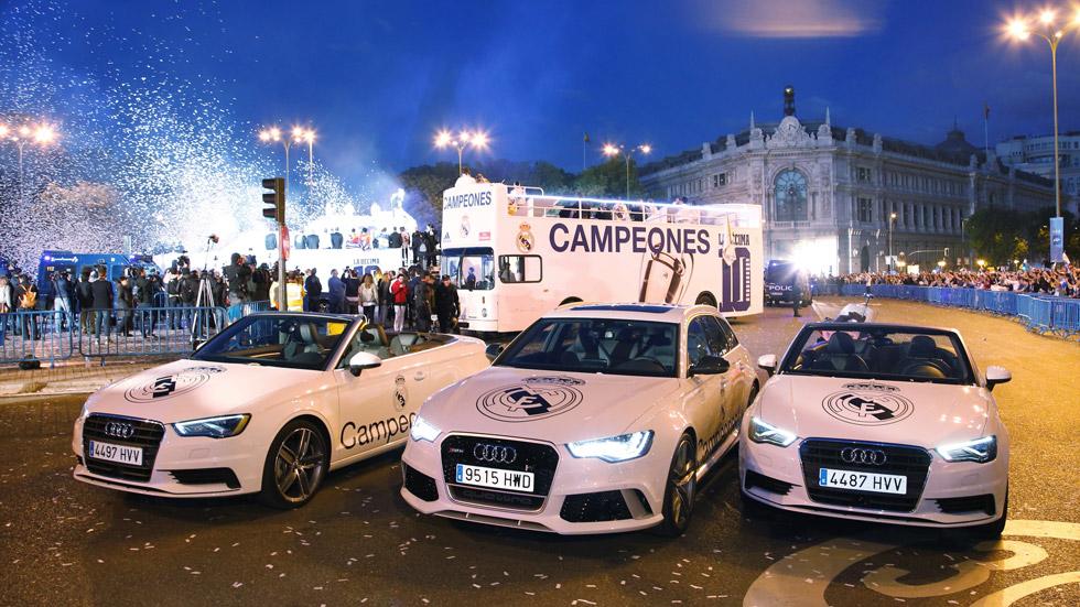 ¿Qué patrocinan las marcas de coches en el mundo del futbol?