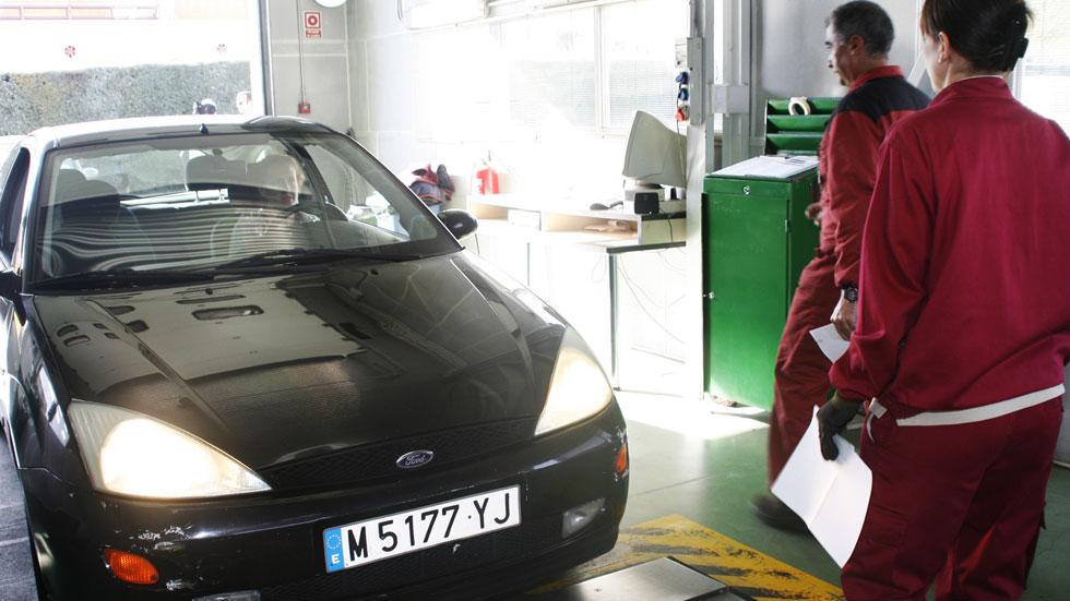 ITV, los elementos en los que fallan los coches más viejos