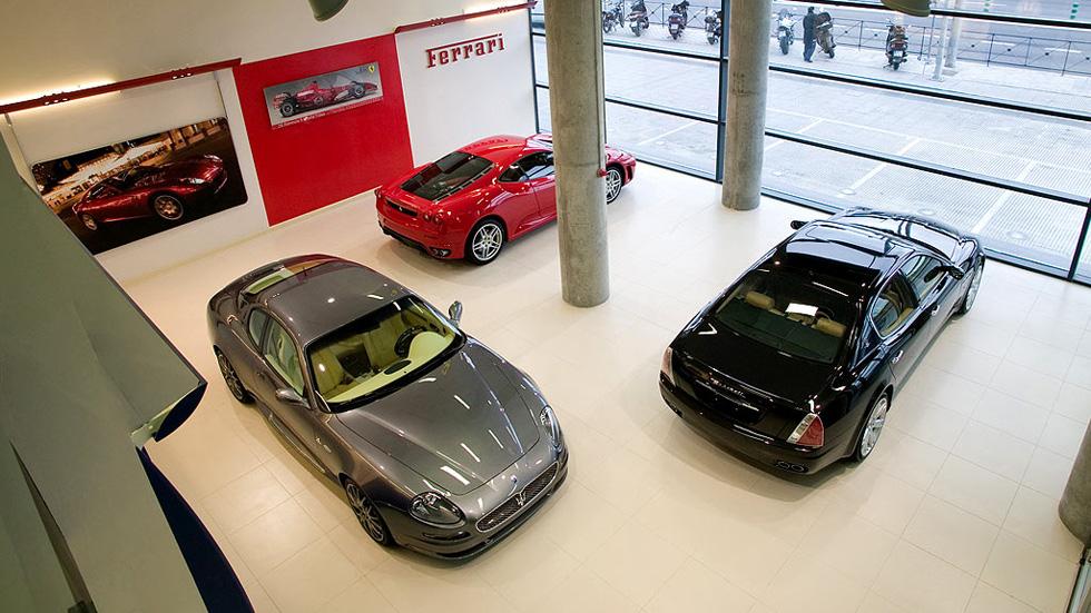 Los coches menos vendidos en España