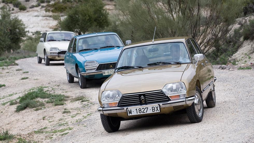 Los coches más populares de los 70