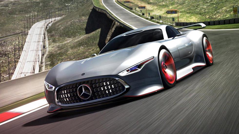 7 coches de videojuego que pueden llegar a la realidad