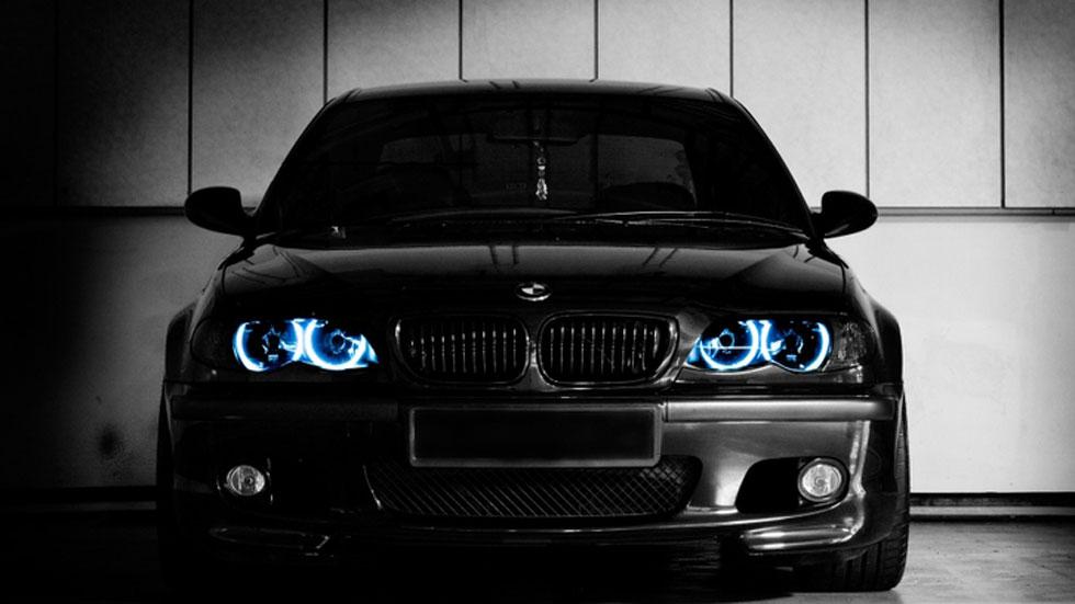 Los coches negros, los más 'publicitarios'