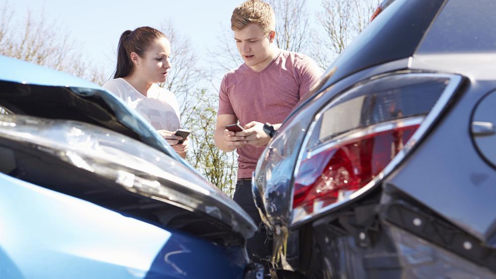 ¿Cómo afectan los partes al coste de tu seguro?