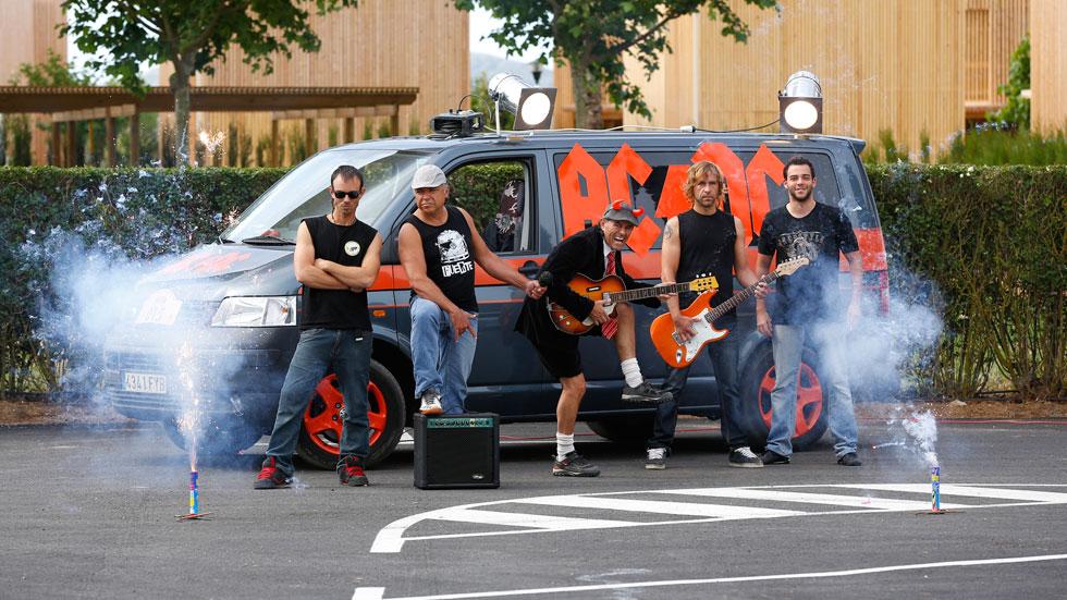 Concentración FurgoVolkswagen 2014: la vida en furgoneta