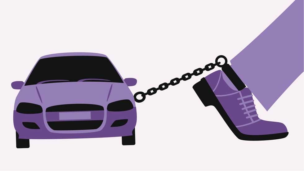 Andalucía, a la cabeza de condenas penales por delitos al volante