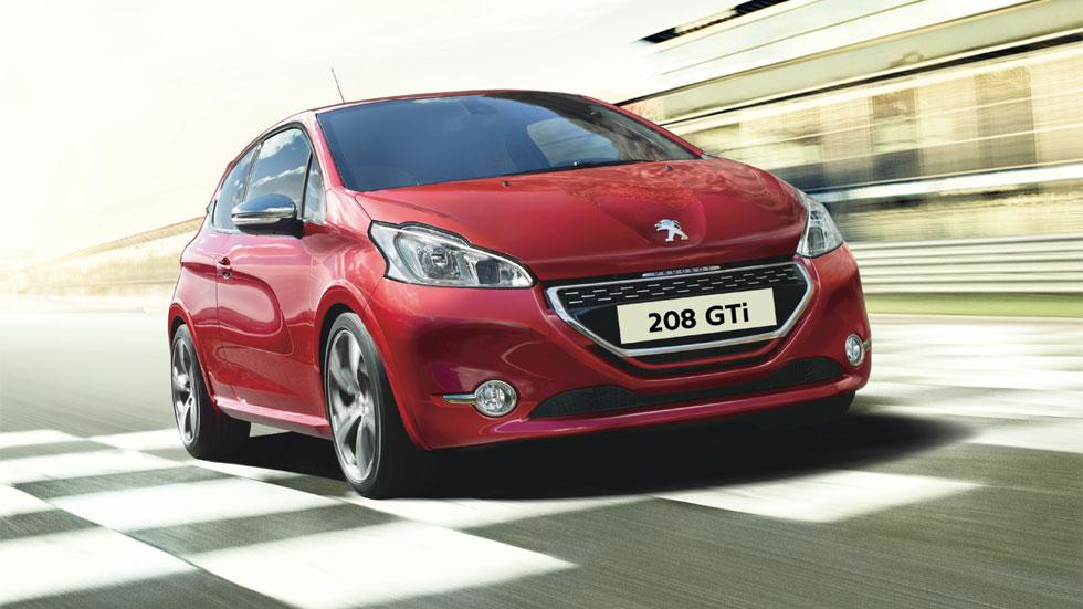 Conduce toda la gama deportiva de Peugeot en el Jarama
