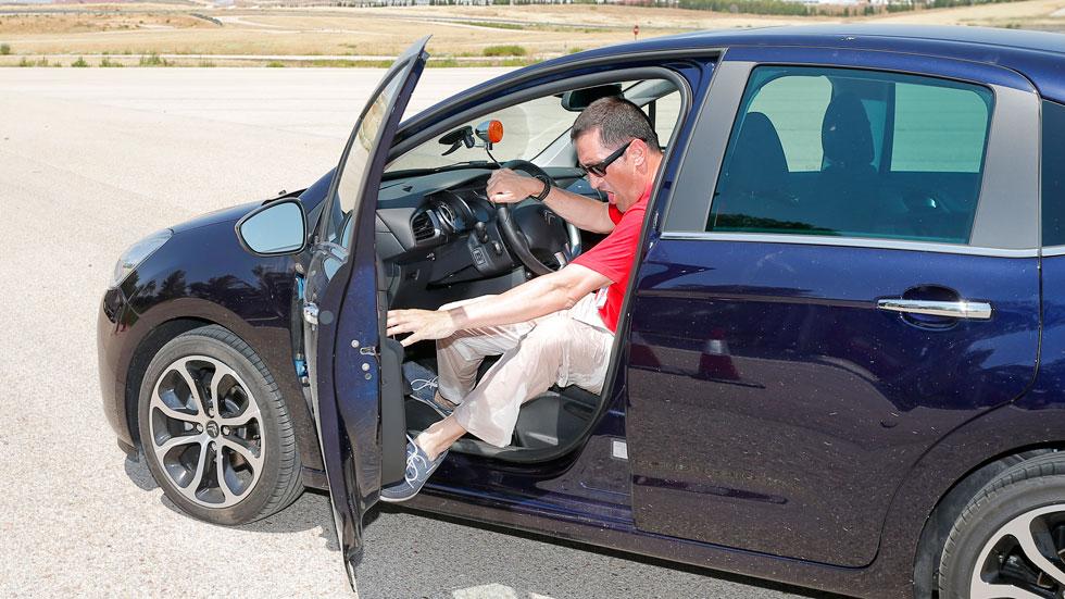 Conducir un coche 'recalentado' es como ir bebido