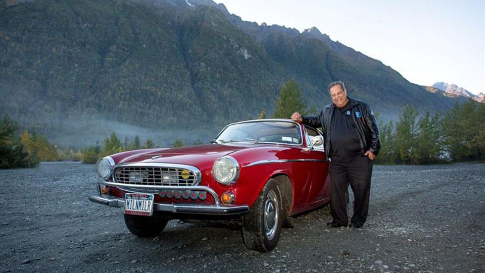 4,8 millones de kilómetros con un Volvo de 1966