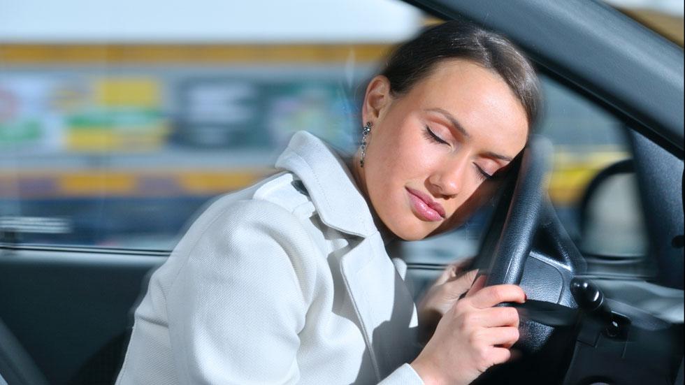 3.500 conductores implicados en accidentes por el sueño