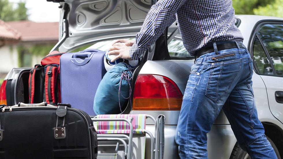 10 consejos para cargar el coche correctamente