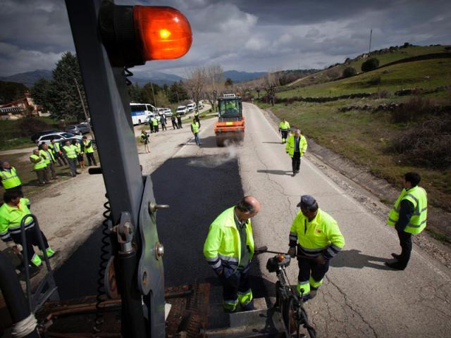 Conservar las carreteras cuesta un 70% menos que hacerlas nuevas