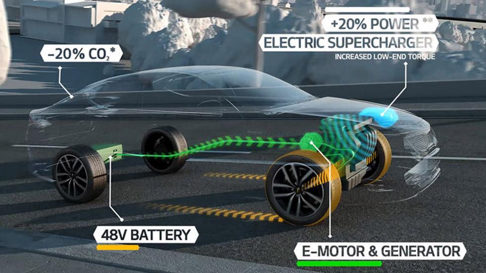 Llegan las baterías para los 'super híbridos'