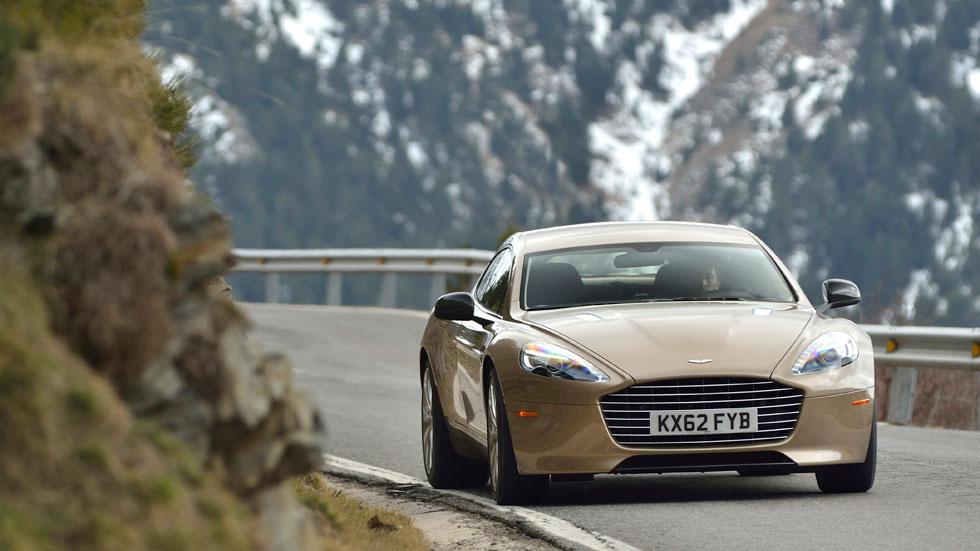 Contacto: Aston Martin Rapide S, la berlina más deportiva