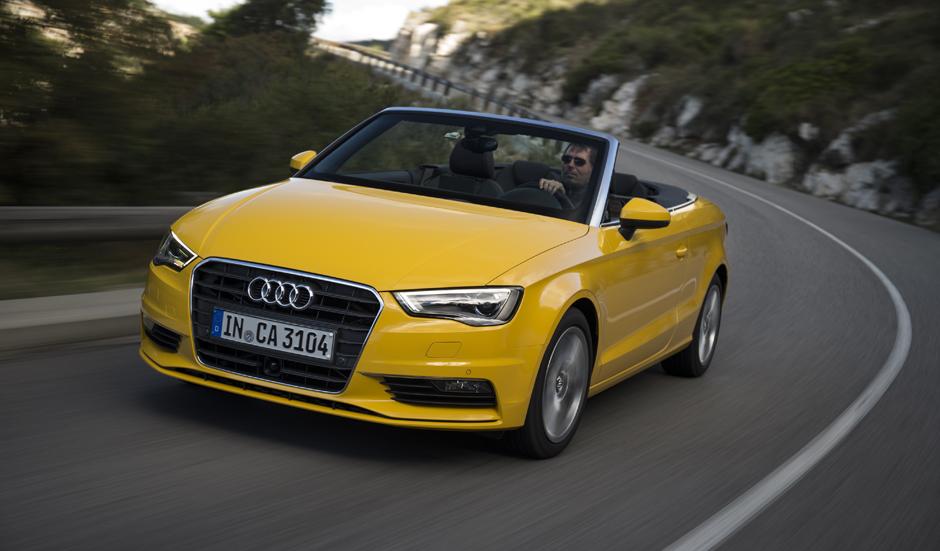 Contacto: Audi A3 Cabriolet, calidad y clasicismo