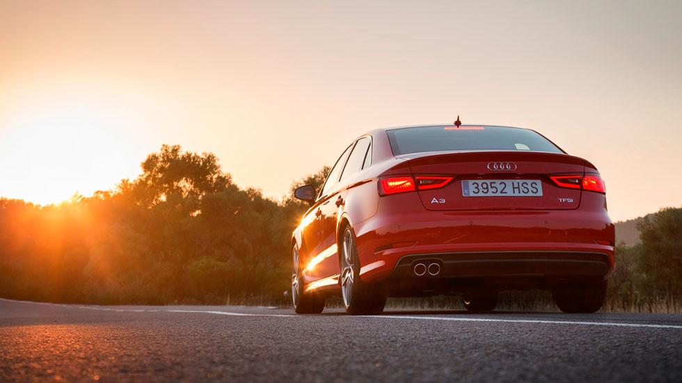 Contacto: Audi A3 Sedán 1.4 TFSI 140 CV