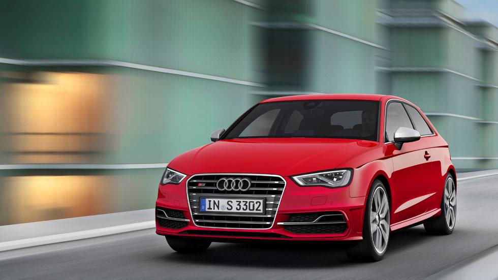 Contacto: nuevo Audi S3, llega el equilibrio deportivo