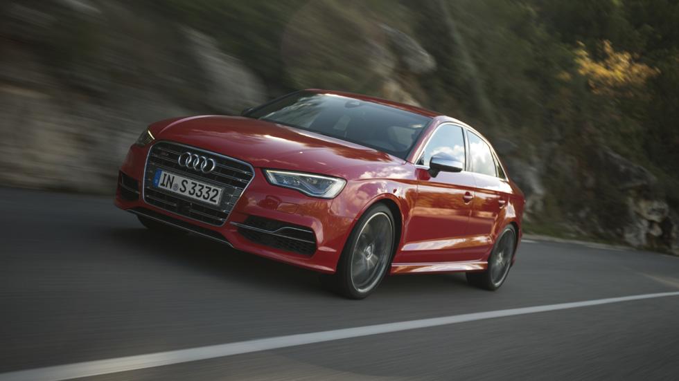 Contacto: Audi S3 Sedán, tercero en discordia