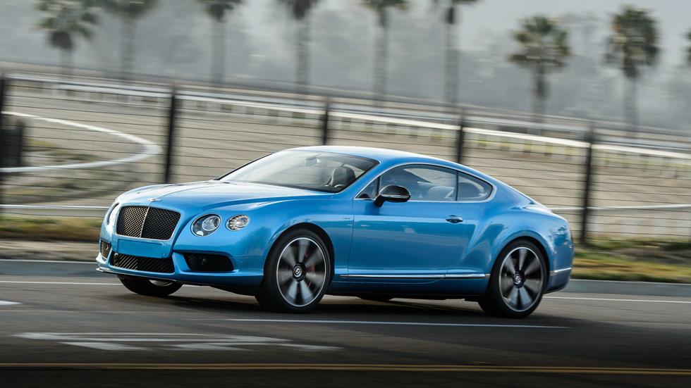 Contacto: Bentley Continental V8 S, poderoso caballero