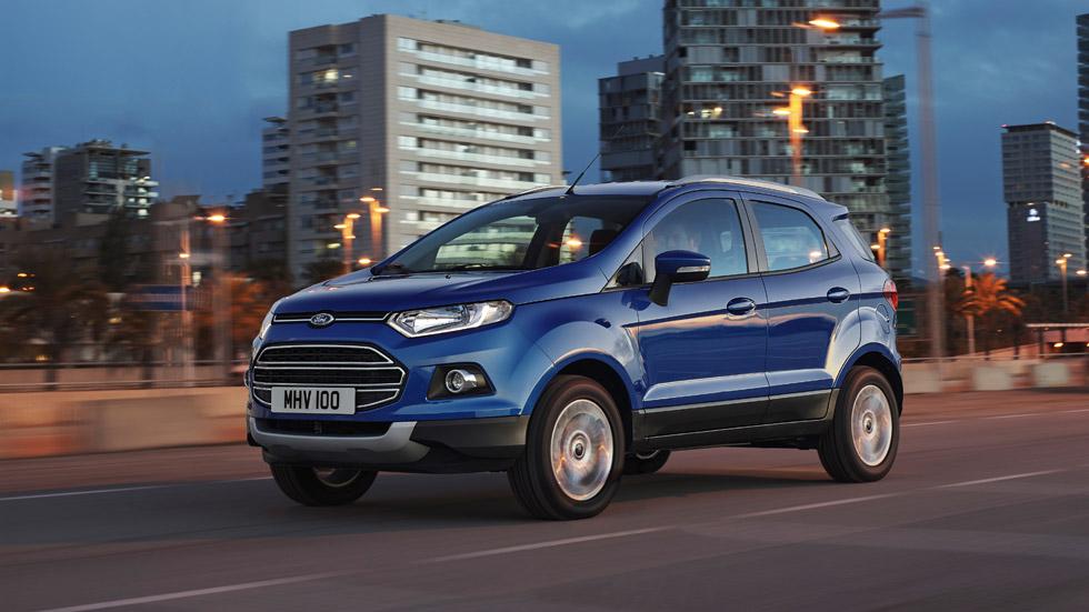 Contacto: Ford EcoSport 1.5 TDCi 90 CV, el mini-Kuga