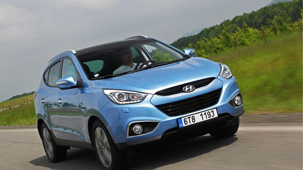 Contacto: Hyundai ix35, mejorando lo presente