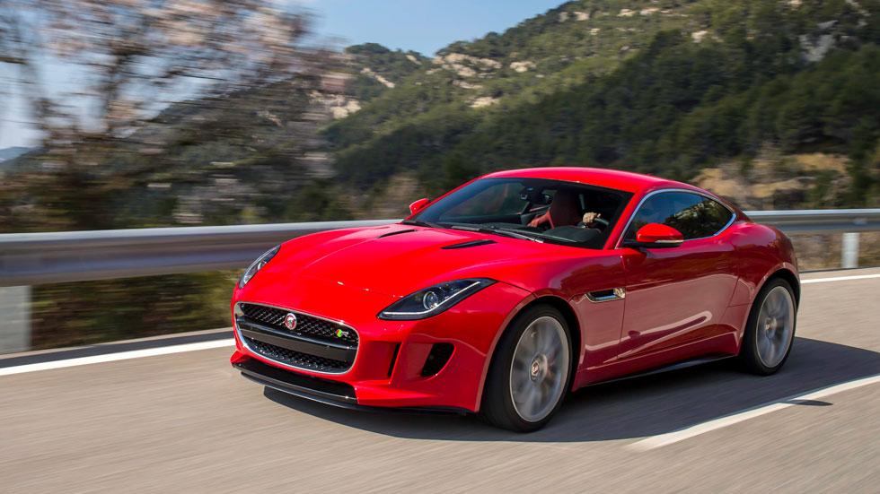 Contacto: Jaguar F-Type Coupé, todo un Gran Turismo