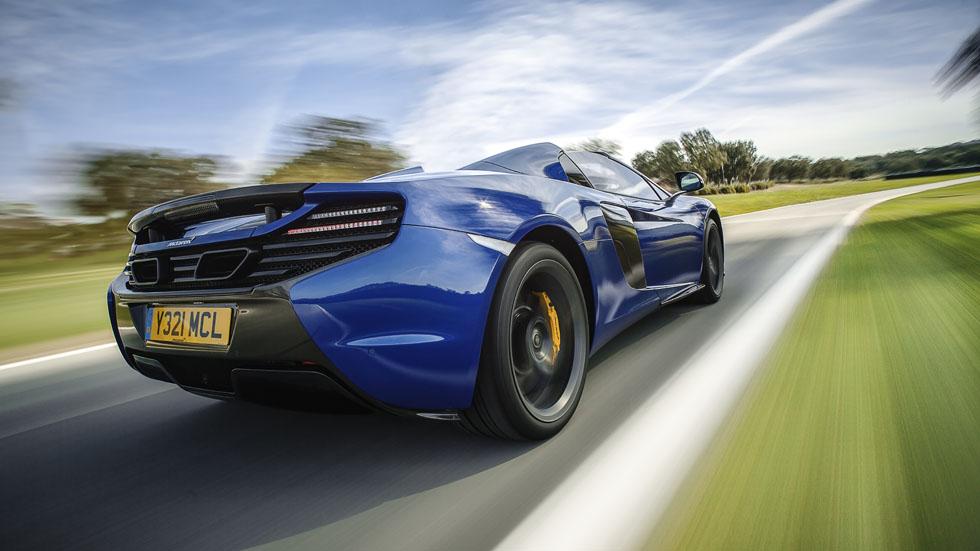 Contacto: McLaren 650S, el deportivo perfecto