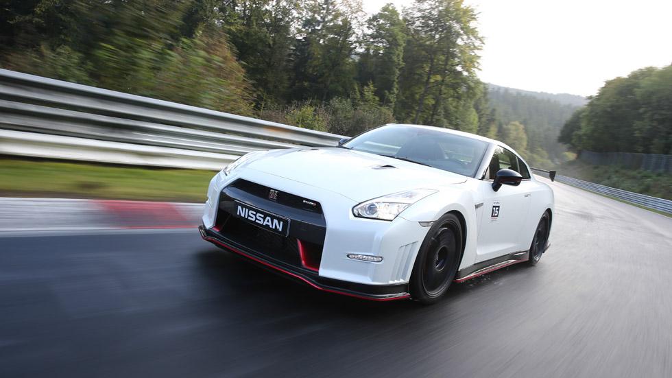 Contacto: Nissan GT-R Nismo, del circuito a la calle