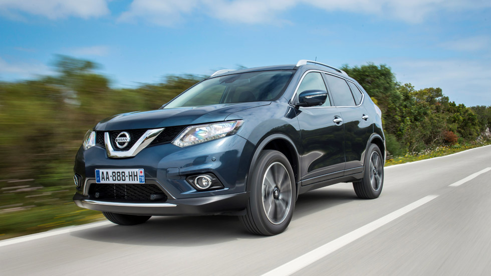 Contacto: Nissan X-Trail, más versátil que el Qashqai