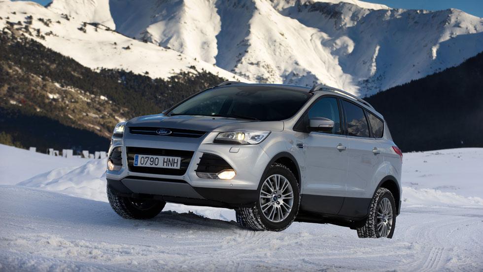 Contacto: nuevo Ford Kuga, el SUV español