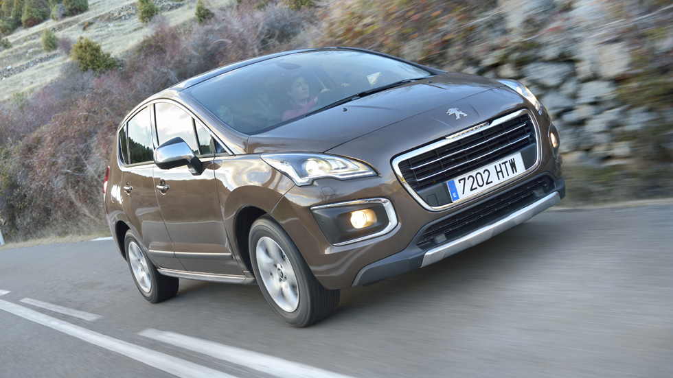 Contacto: nuevo Peugeot 3008, más tecnológico