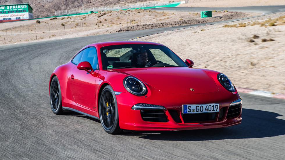 Porsche 911 Carrera GTS, un coche de altos vuelos