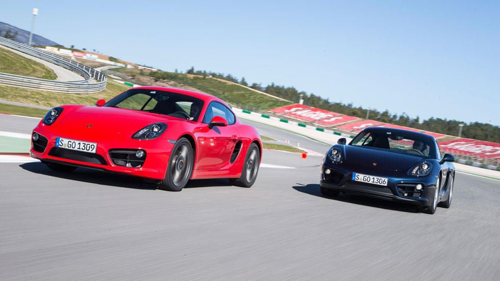 Contacto: Porsche Cayman S, la sombra del 911
