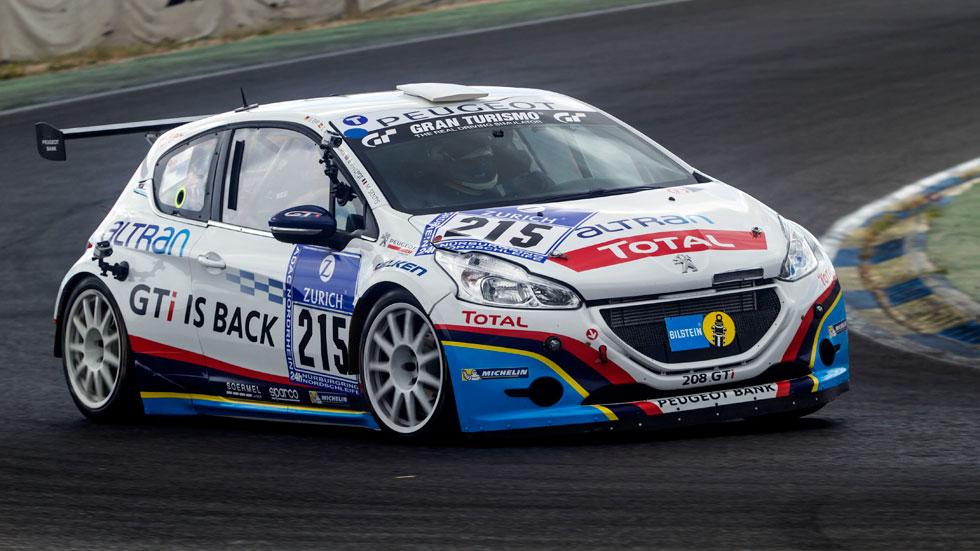 Contacto rácing: Peugeot 208 GTI Sport, el elegido