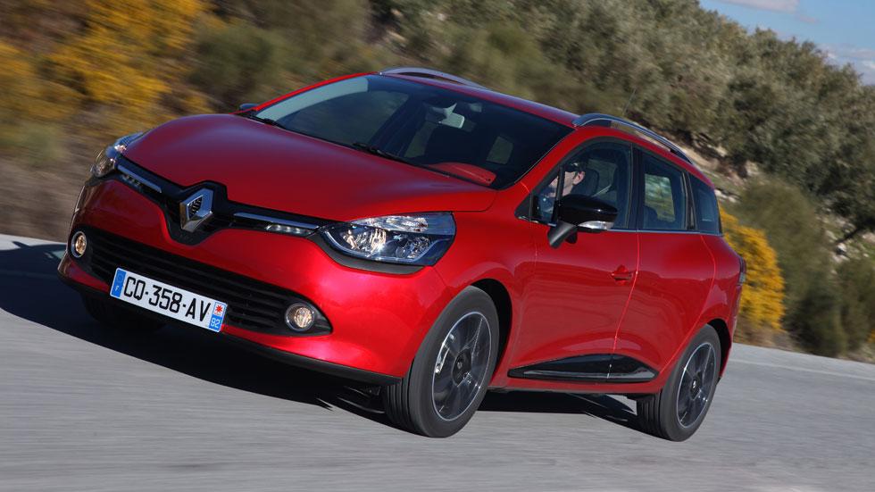 Contacto: Renault Clio Sport Tourer, el Clio más familiar