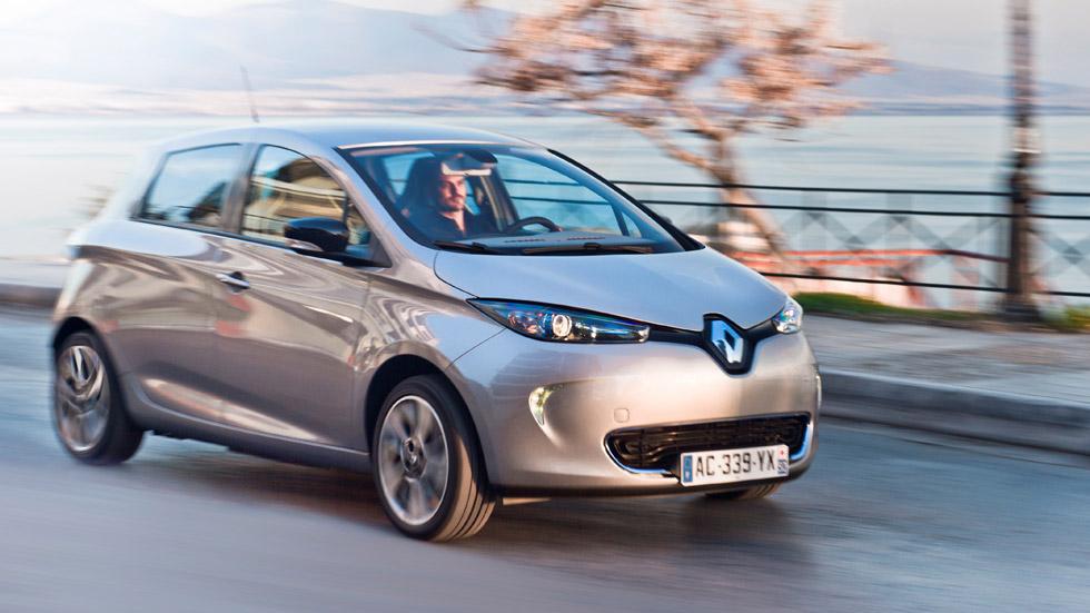 Contacto: Renault Zoe, un eléctrico para todos los días