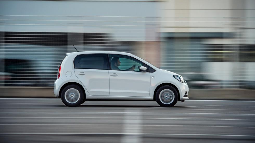 Seat Mii Ecofuel, el coche pequeño ahorrador