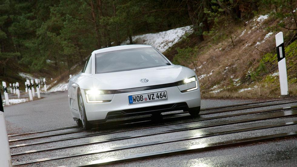 Contacto: Volkswagen XL1, 21 gramos de alma (I)